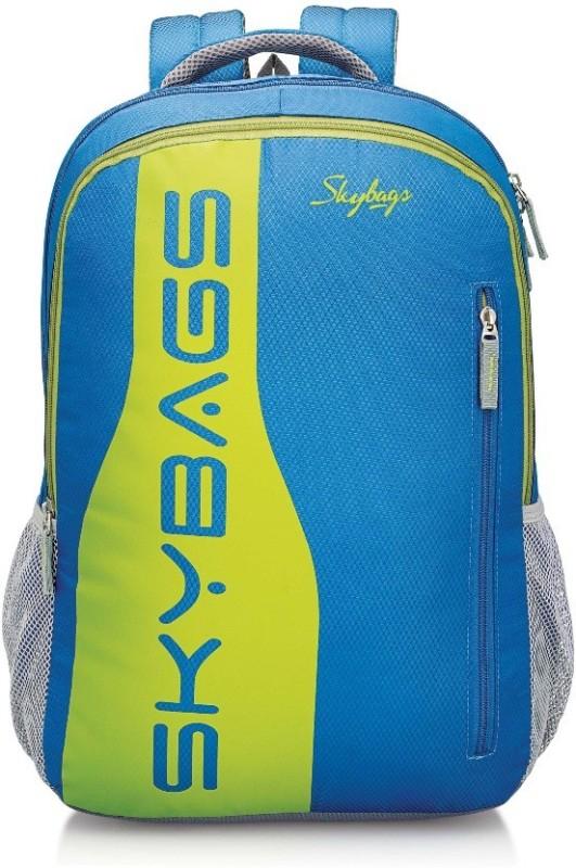 Skybags Footloose Colt Plus 04 30 L Backpack(Blue)
