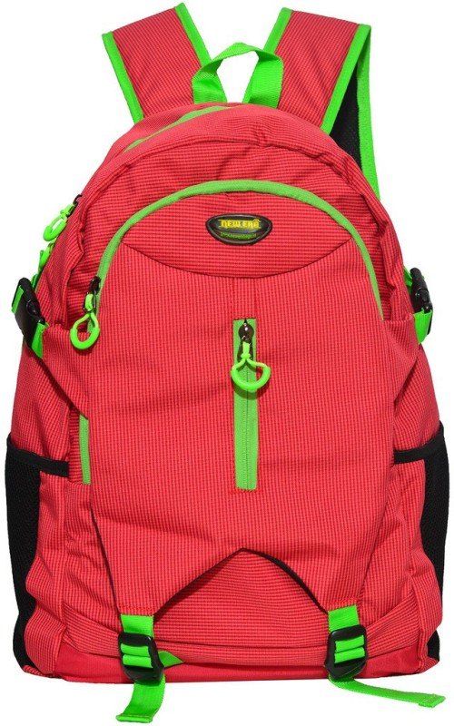New Era Kidnap Versatile 1Yr Warranted 35 L Backpack(Red)