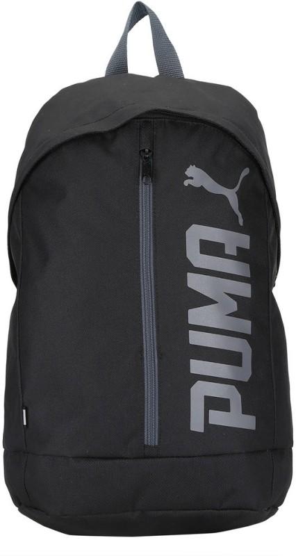 Puma Pioneer Backpack II 17.5 L Laptop Backpack(Black)