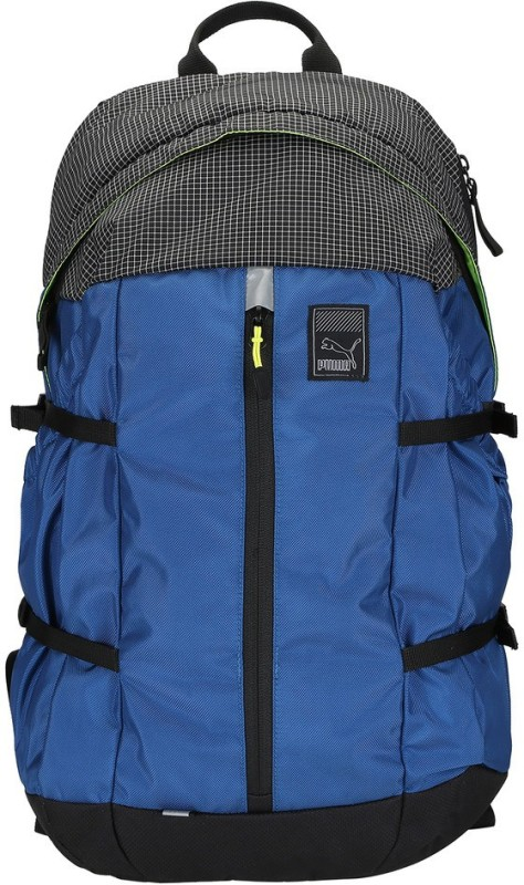 Puma Urban Training Backpack 15.9999999999999 L Laptop Backpack(Blue)