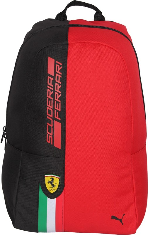 Puma Ferrari Fanwear Rosso Corsa 2.5 L Backpack(Red)