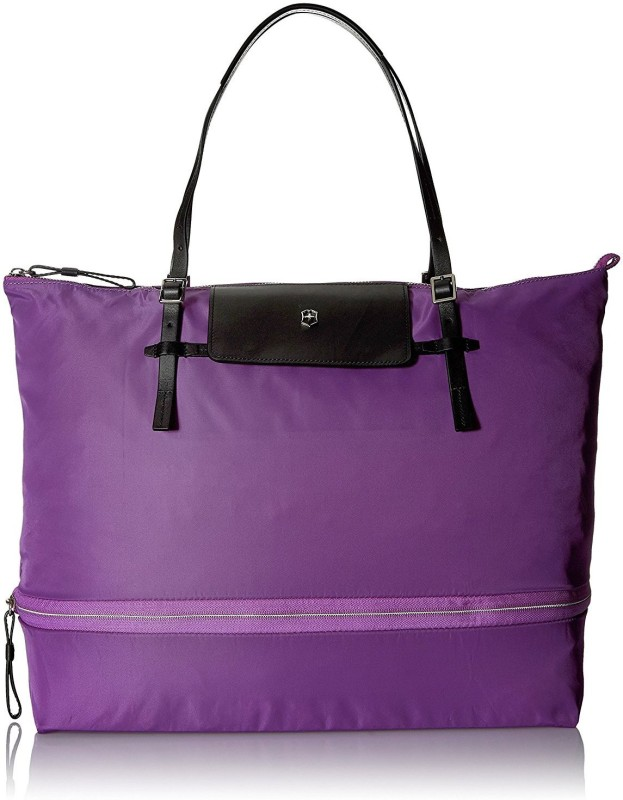 Victorinox Victoria Aspire Expandable Foldable Tote Small Travel Bag(Purple)