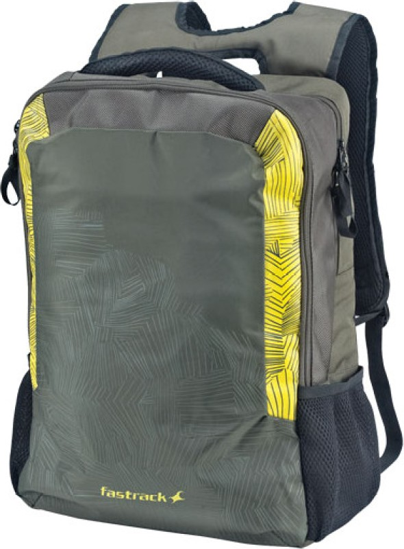 Fastrack Shoulder Bag(Green) AC013NGR01AB