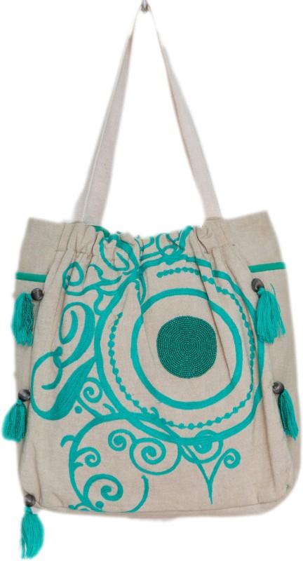 Reme RHB102 Shoulder Bag(Beige, 5 inch)