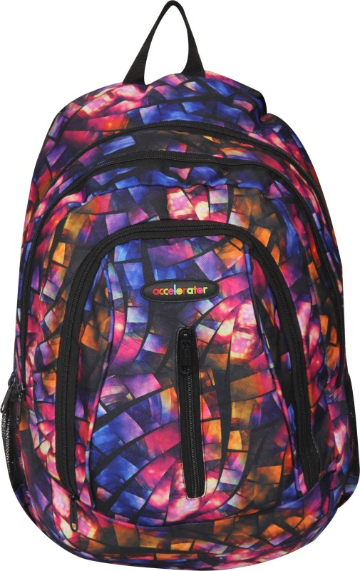 Accelerator Waterproof Backpack(Blue, 24 L)