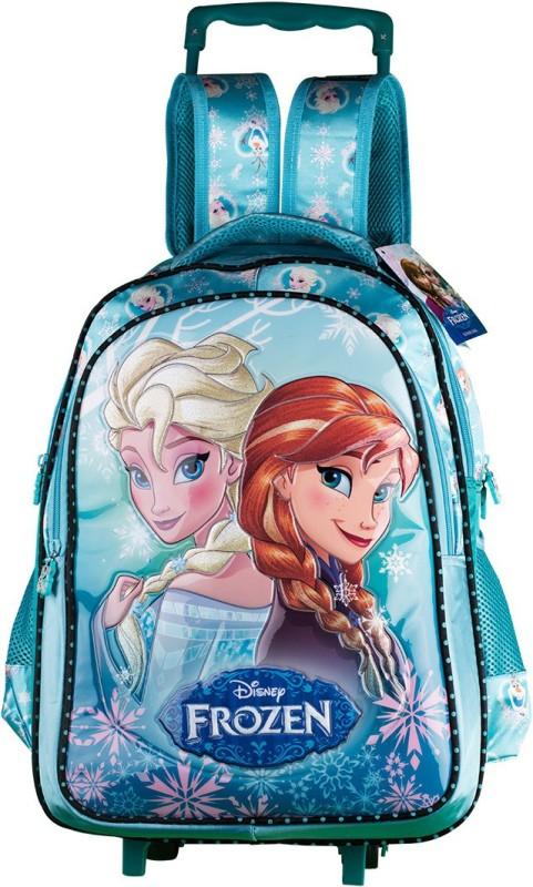 Frozen School Bag(Blue, 16 inch)