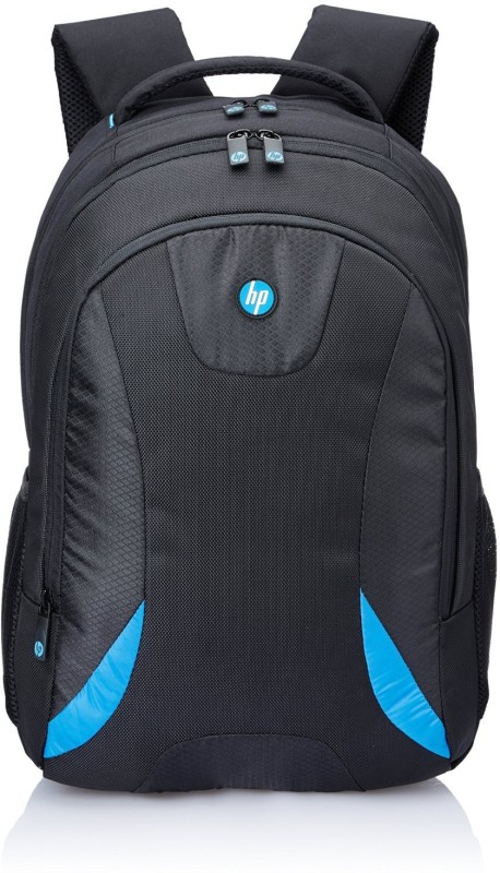 HP WZ453PA Laptop Bag(Black & Blue) Hp Wz453pa Premium Bag