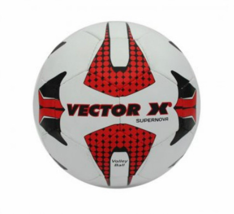 Vector X Supernova Volleyball - Size: 4(Multicolor)