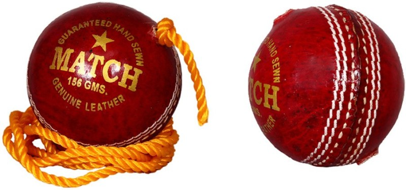 Priya Sports Practice Red Cricket Training Ball(Pack of 2, Red)