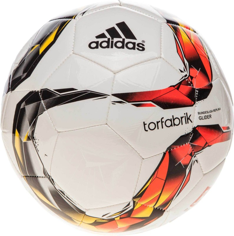 ADIDAS DFL Glider Football - Size: 5(Pack of 1, Multicolor)