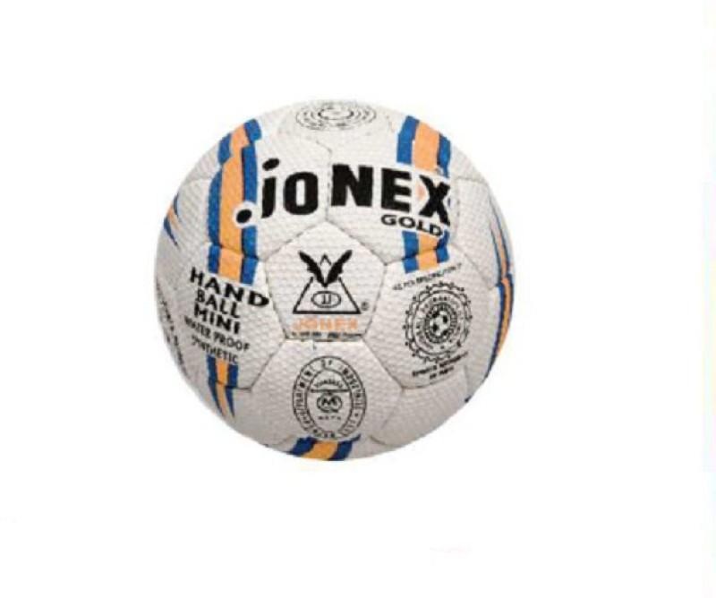 JJ Jonex GOLD Handball(Pack of 1, Multicolor)