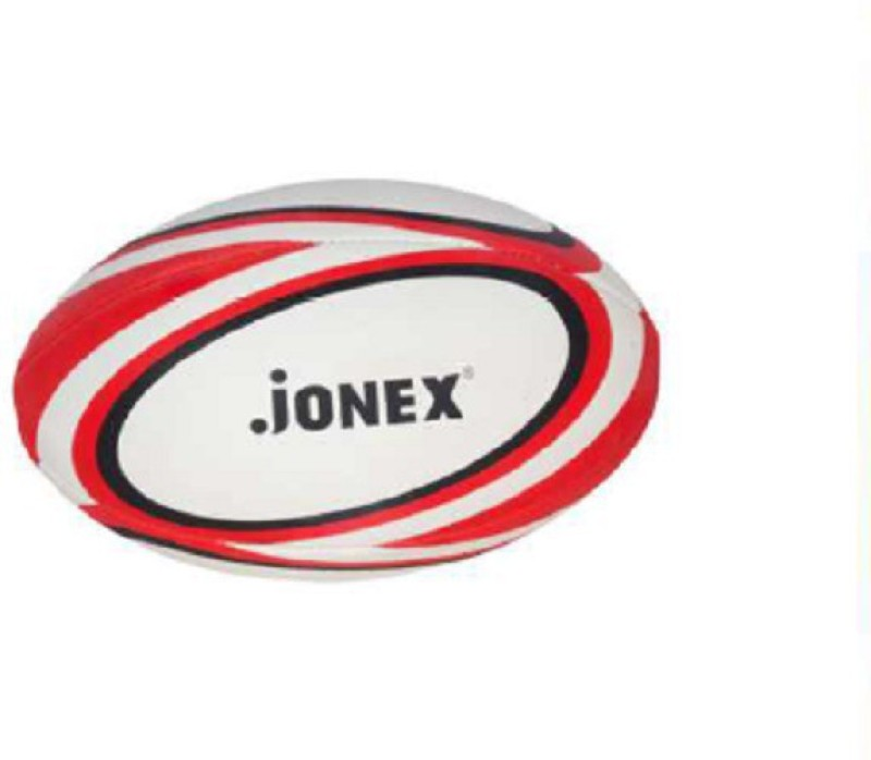 JJ Jonex HIGH QUALITY Rugby Ball - Size: 5(Pack of 1, Multicolor)