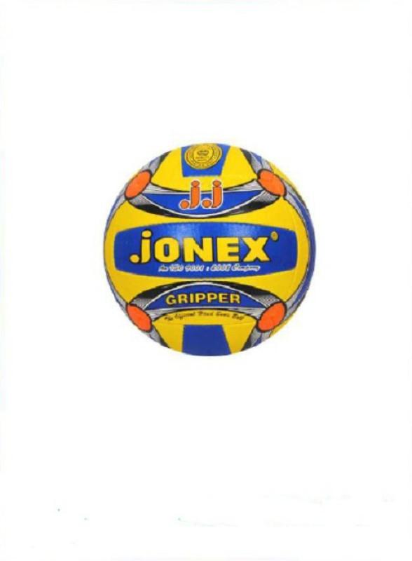 JJ Jonex Gripper Volleyball - Size: 4(Pack of 1, Multicolor)
