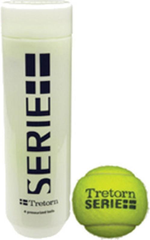 Tretorn Serie Plus Tennis Ball(Pack of 3)