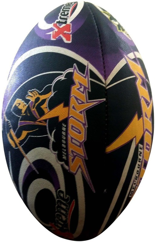 Firefly Xtreme Rugby Ball - Size: 5(Pack of 1, Multicolor)