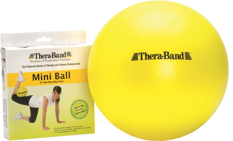 Thera-Band Mini Ball Gym Ball