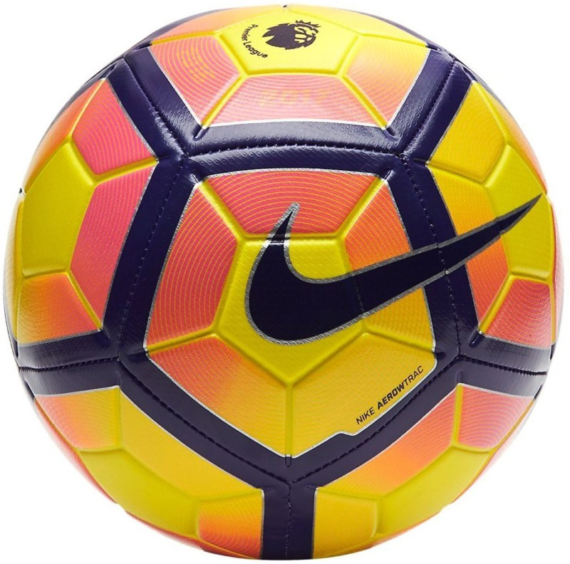 Nike Strike PL Football - Size: 5(Pack of 1, Yellow)