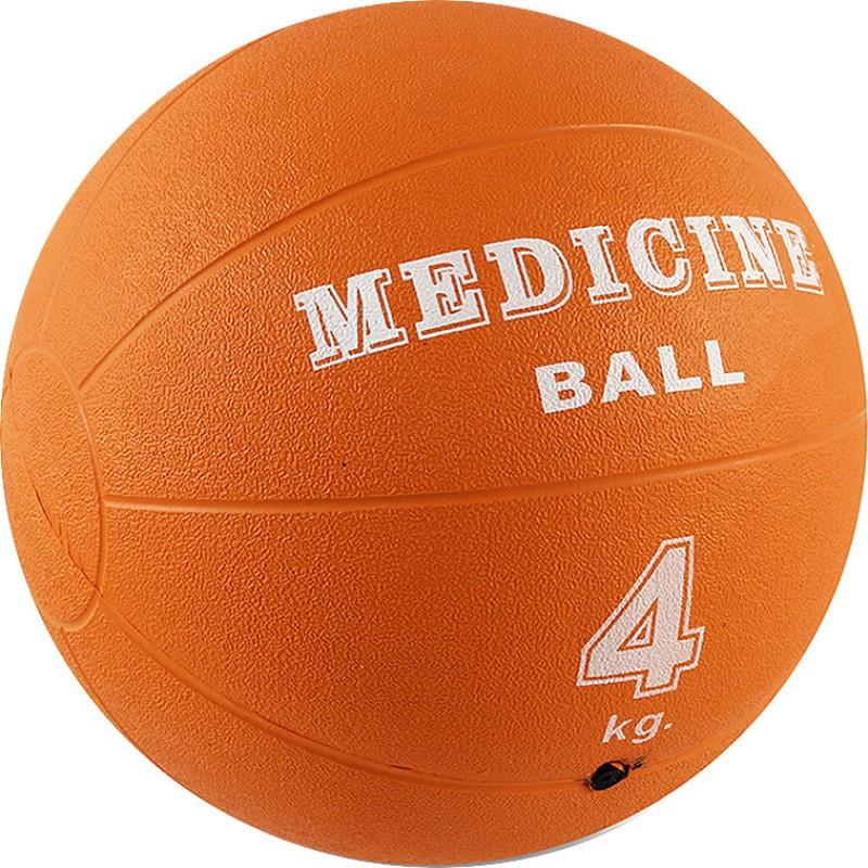 Proline Medicine Ball Single Color Medicine Ball(Weight:  4 Kg, Orange)
