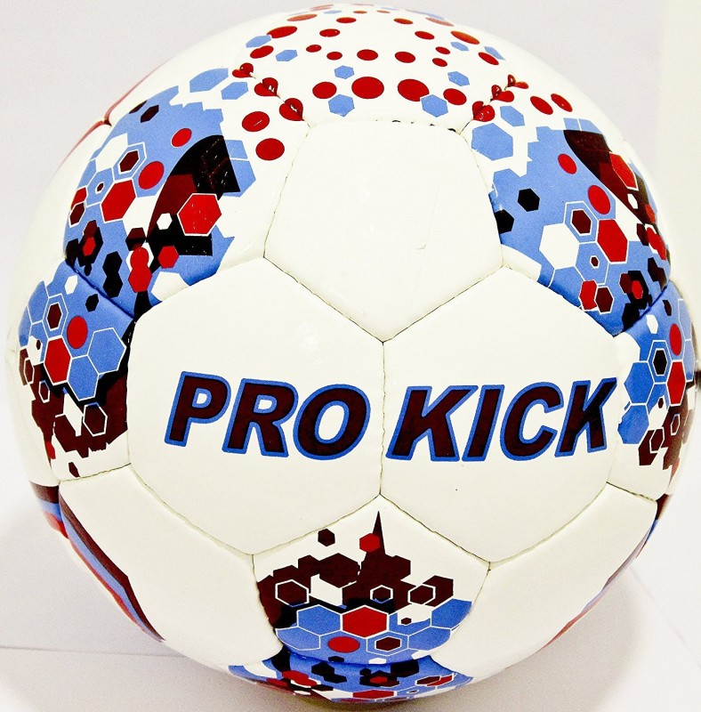 Vector X Pro Kick Football - Size: 5(Pack of 1, Red, White)