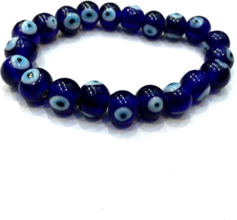 Evil Eyes India Glass Bracelet