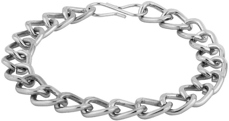 Voylla Metal Silver Bracelet