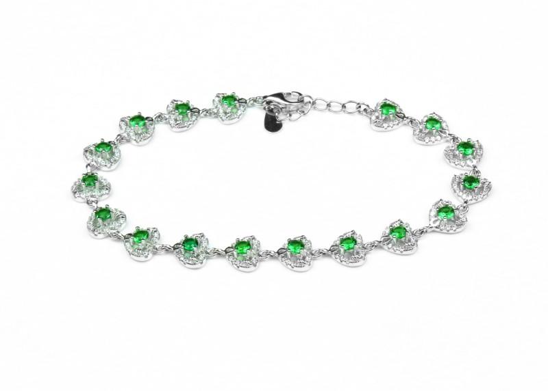 Arisidh Sterling Silver Sterling Silver Bracelet