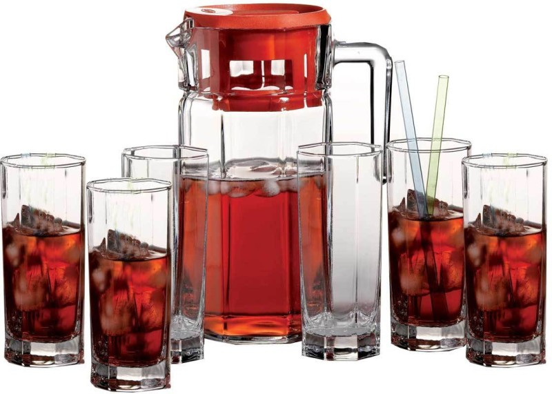 Pasabahce 7 - Piece Bar Set(Glass)