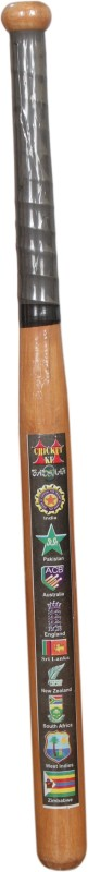 Avats Base Bat Willow Baseball Bat(34 inch, 300 - 400 g)