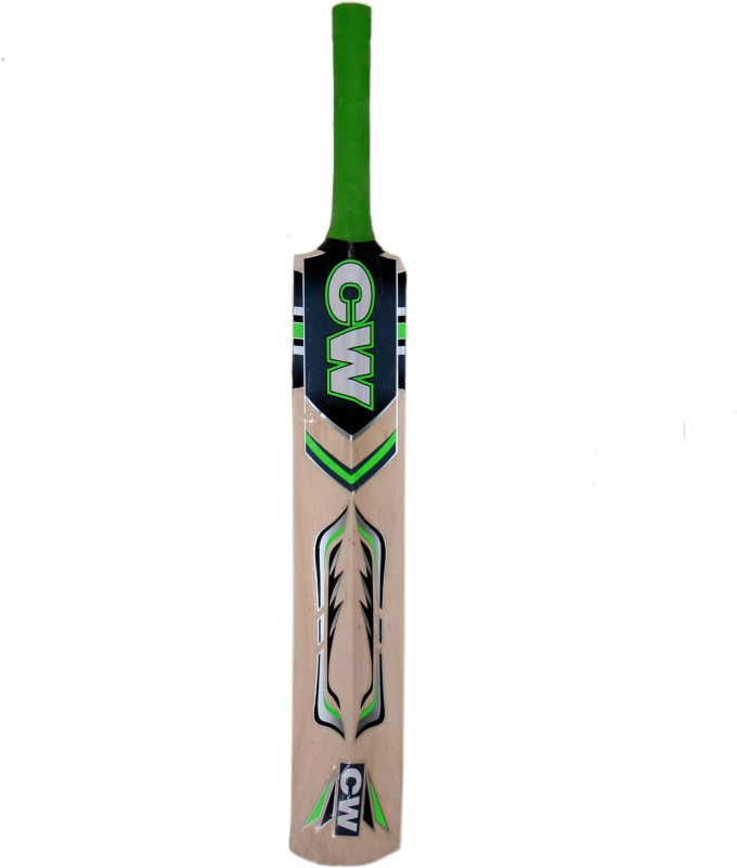 CW Weapon Kashmir Willow Cricket  Bat(950-1100 g)