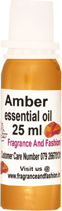 Fragrance and Fashion Amber Essential Oil of 25 ml(25 ml)