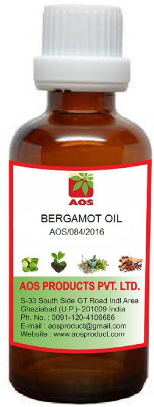 AOS AOS PRODUCTS 100 % PURE BERGAMOT OIL(30 ml)