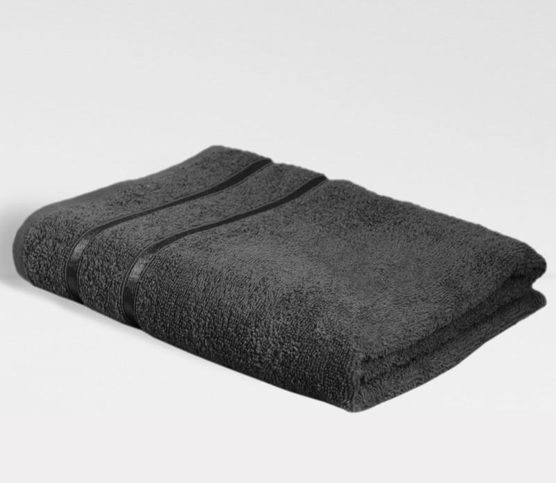 Story@Home 1 Piece Cotton Bath Linen Set(Grey, Pack of 1)