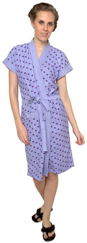 Vixenwrap Purple Free Size Bath Robe(1 Bathrobe, For: Women, Purple)