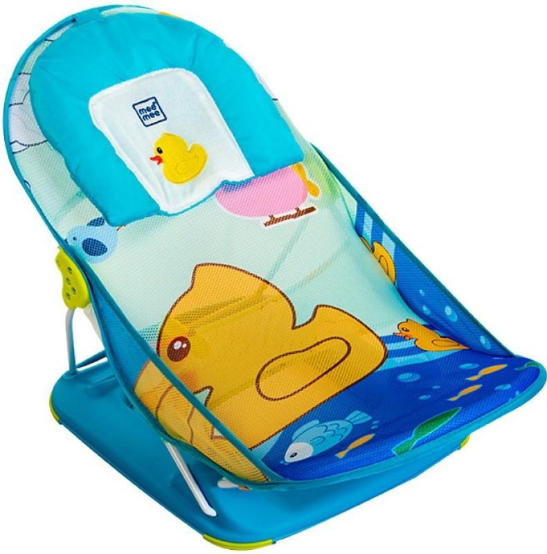 MeeMee Compact Bather Baby Bath Seat(Blue)