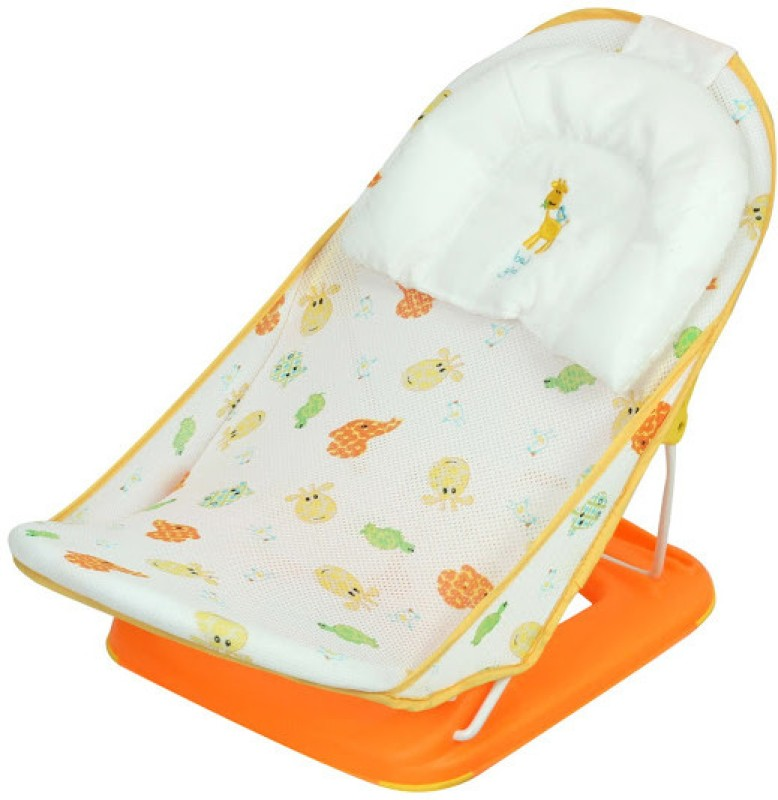 Mastela Mothers Touch Baby Bather Baby Bath Seat(Multicolor)