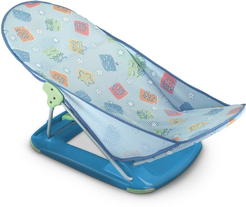 Mastela Mother'S Touch Bather Baby Bath Seat(Blue)