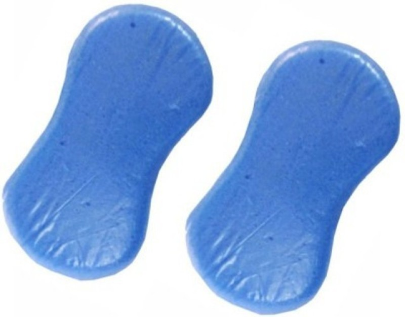Jolly Japanese Style Bath Sponge Pack of 3 (Color May Vary)