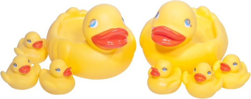 MeeMee MM-2027, Yellow, Duc Bath Toy(Yellow)