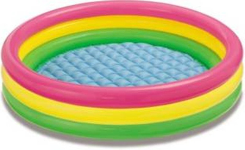 Manoramaenterprises Buddy baby pool(Multicolor)