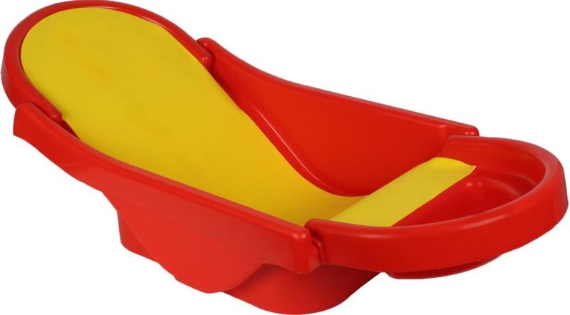 Abhiyantt Fold-up tub(Red)