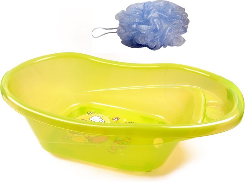 Farlin Baby Bath Tub(Yellow)