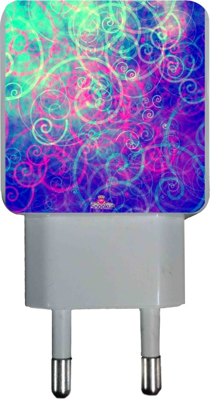 Snooky VHF365758 1 A Multiport iPod Charger(Multicolor)