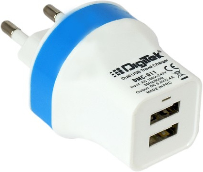 Digitek DMC 011 Mobile Charger(White)