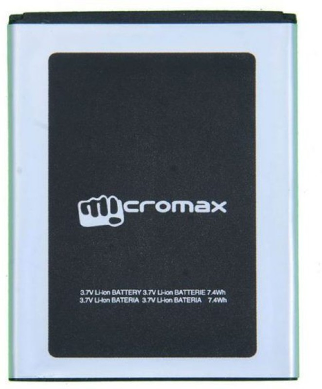 Micromax  Battery - Q334(Black)