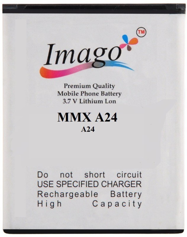 Imago For Micromax bolt A24 (Black)  Battery