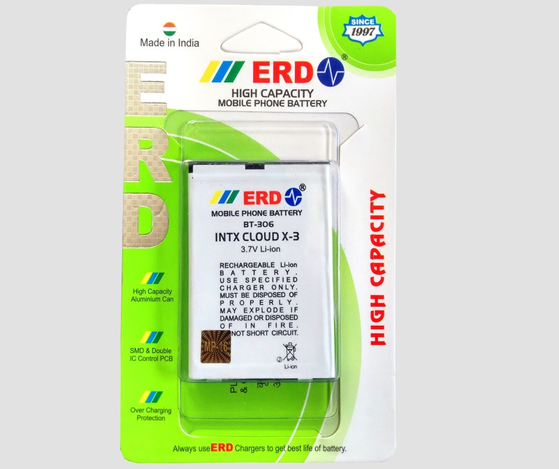 erd battery  Battery - BT-306(White)