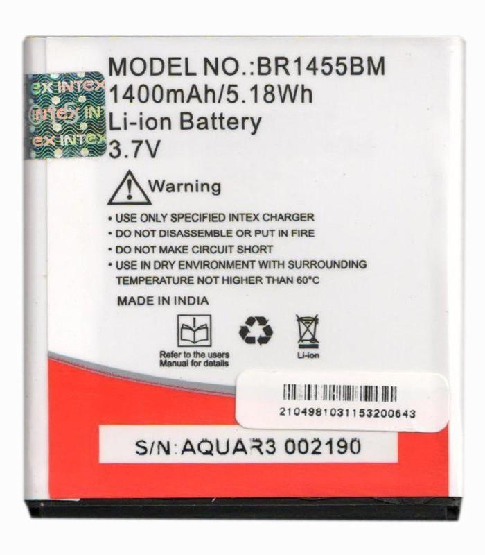 Intex INTEX BATTERY AQUA R3  Battery