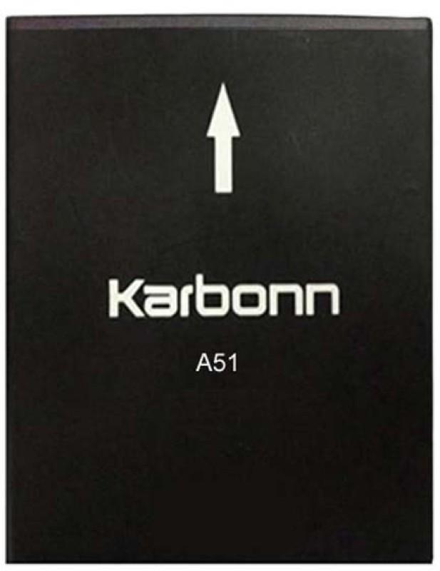 Karbonn A51  Battery