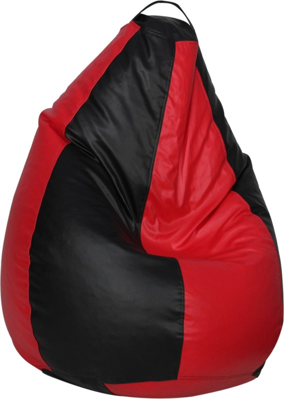 Star XL Bean Bag Cover (Without Beans)(Multicolor)