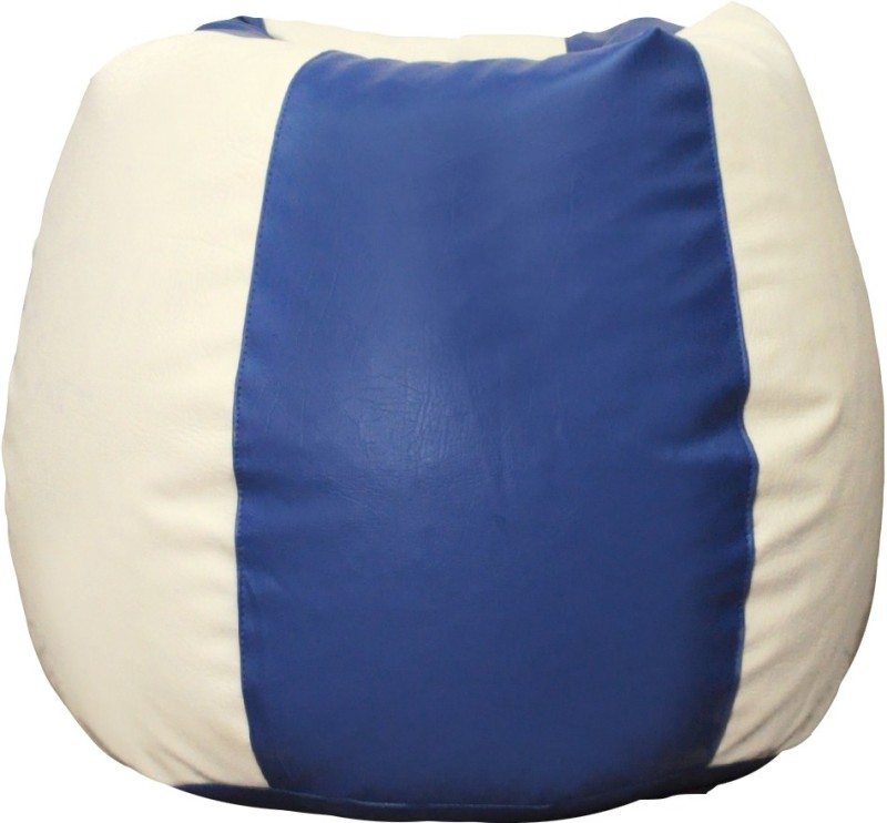 Fat Finger XXL Bean Bag Cover (Without Beans)(Multicolor)